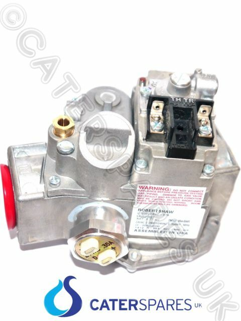 U7010derhc Robertshaw Hi Efficiency Gas Valve Elco Heating MHS ...