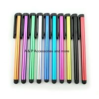 Stylus Pens Universal Assorted Aluminum For All Tablets Ipads Cell Phones