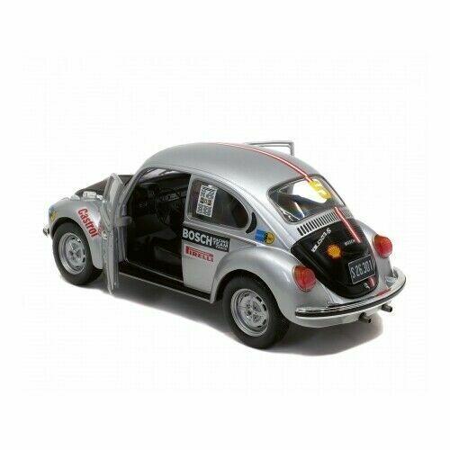 Solido 421185250 VW Escarabajo 1303 #5 plata 1:18
