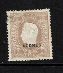 Azores-SC-47-Mint-Hinged-Hinge-Remnants-perf-13-5-see-notes-S8296