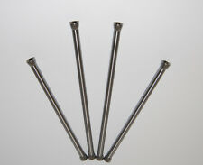 BSA A65 Pushrod set high strength Chrome moly steel 68-0370/2