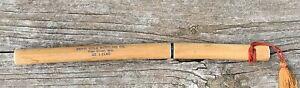 """Vintage Pepsi-Cola Bottling Co letter opener-Japan Sword-Flat River MO-8""""-1950's"""