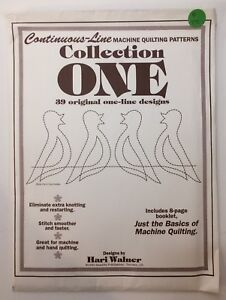 Continuous-Line-Quilting-Patterns-Collection-One-Hari-Walner-39-Designs