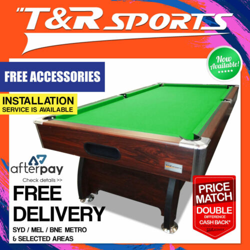 8ft modern design pool table snooker billiard