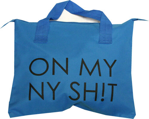 Dont Question Kings On My NY Sht Tote Bag Mens Canvas Briefcase