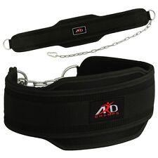 Neoprene Weight Lifting Dipping Belt Exercise Belt Fitness Boddy Building Belt