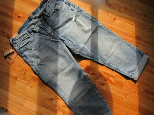 Very Cute Jeans Mid Distressed Elyse Eased Silver Rise Curvy Nwt Capri z4OqZcUvd