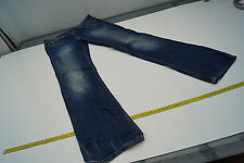 TOMMY HILFIGER Ruby straight Damen Jeans Hose 28/32 W28 L32 stone wash blau #17