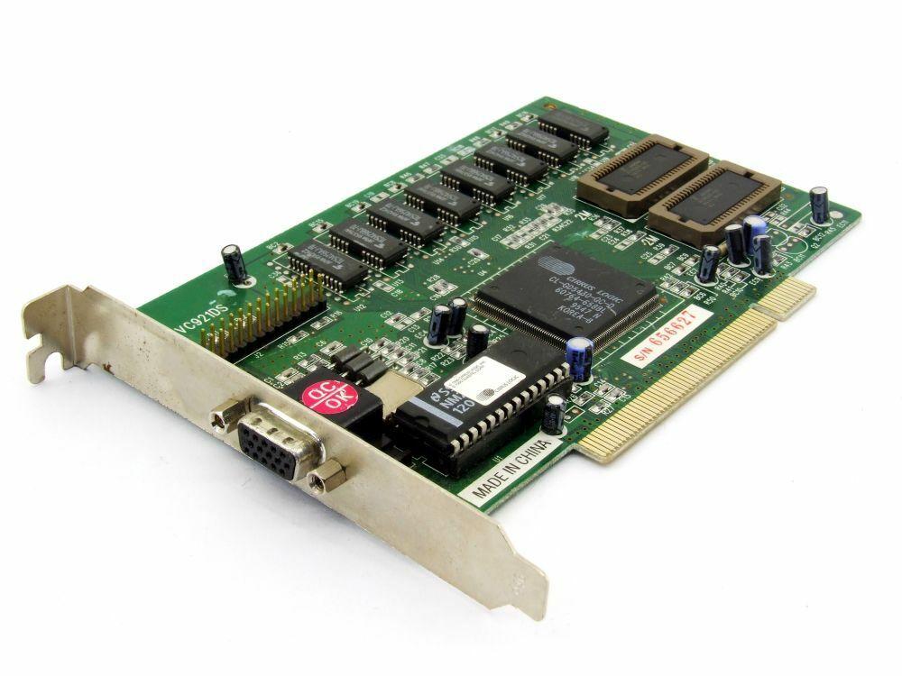 Cirrus Logic VC921DS GPU CL