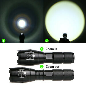 XM-L-T6-3800LM-Aluminum-Waterproof-Zoomable-CREE-LED-Flashlight-Torch-light
