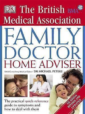 1 of 1 - BMA Family Doctor Home Adviser by Dorling Kindersley Ltd (Hardback, 2006)