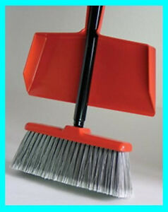 Captivating Image Is Loading Fiesta Red Kitchen Broom Set Stanley Fuller Brush