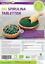 Vita2You-Bio-Spirulina-Tabletten-500g-ca-1250-Presslinge-Premium-Qualitaet Indexbild 2