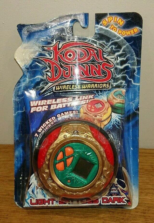 Kodai Djinns Yoyo 2006, extremamujerte raro, inalámbrico batalla, Spin al poder.