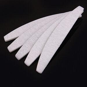 10X-Nail-Sand-Buffer-Buffing-Tips-Manicure-Acrylic-Gel-File-Tool-100-100-Grit-Rw