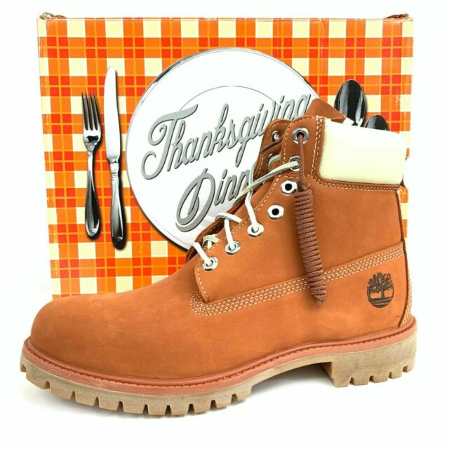 TB0A1OOD LIMITED EDITION Timberland Thanksgiving 6IN PREMIUM BOOTS ALL SIZES