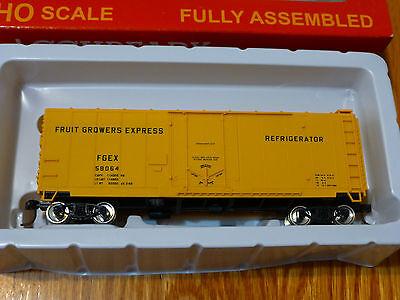 Model Railroads & Trains Accurail Ho #93103 Rtr 40' Pd Box Fge
