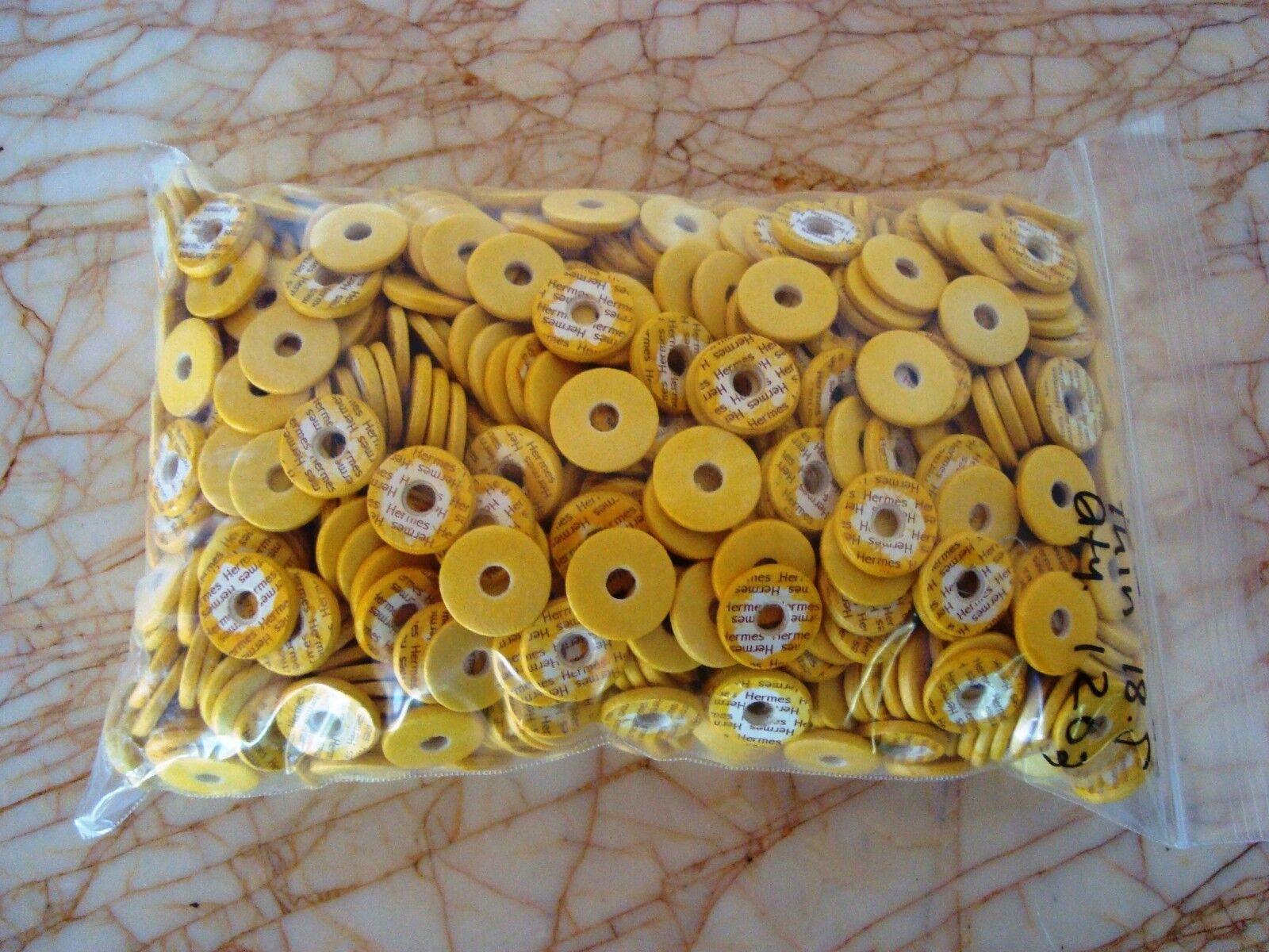 Prestini Prestini Prestini vejiga doble amarillo 19.5 Mm-Lote de 370 piezas 99e2e1