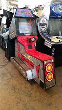 Atari Stun Runner Stand Up Video Arcade Game