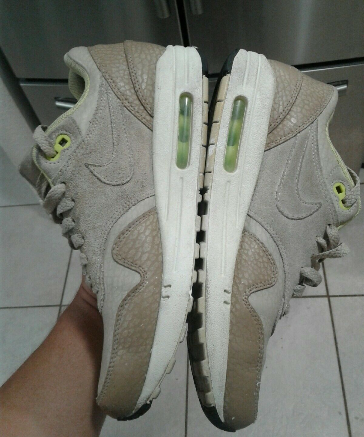 Nike Air Max 1 Lime Comfortable The most popular shoes for men and women