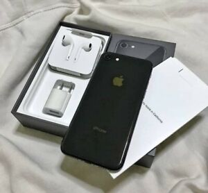 USED Apple iPhone 8 64GB Space Gray - Factory Unlocked