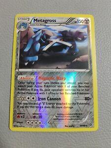 Metagross Reverse Holo | MINT | XY Ancient Origins 49/98 | Pokemon