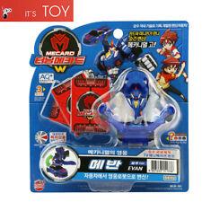 Turning Mecard W EVAN Blue Ver. Transformer Robot Car Toy Mecarnimal Sonokong