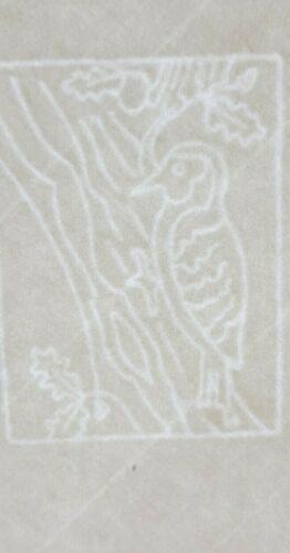50 Blatt handgeschöpftes Büttenpapier im absoluten Sonderformat 22 x 22 cm !!!