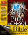 PHP and MySQL Bible by Joyce Park, Tim Converse, Clark Morgan (Paperback, 2004)