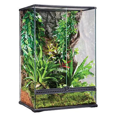 Exo Terra XXL Terrarium aus Glas - Glasterrarium - Terrarien - 60 x 45 x 90cm