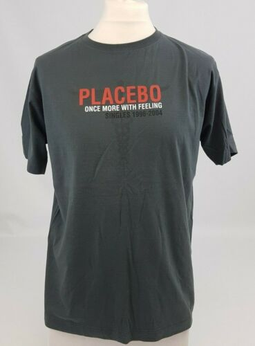Placebo Once More With Feeling Promo Vintage Band