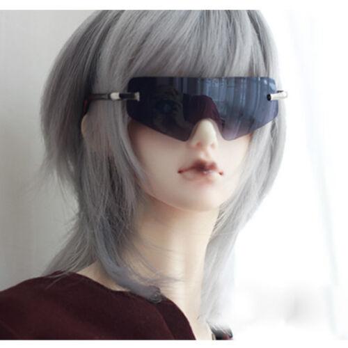 Black Round Sunglasses glasses For 1//3 24in SD 70CM SD17 AOD LUTS DK BJD Doll