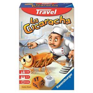 Ravensburger-Italy-234141-La-Cucaracha-Travel-Multicolore