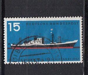 BRD-Mi-Nr-257-zentrisch-gestempelt-Berlin