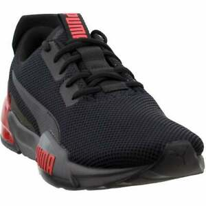 Puma-Cell-Phase-Sneakers-Casual-Black-Mens