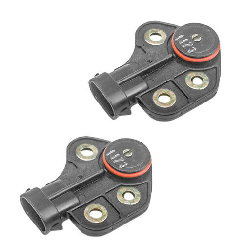 Set of 2 Delphi ABS Wheel Speed Sensor SS10298 For Oldsmobile Pontiac 91-98