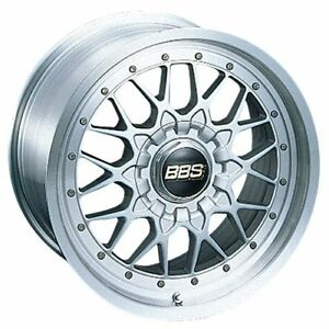 Aoshima-52419-Tuned-Parts-02-1-24-BBS-RS-II-17inch-Tire-amp-Wheel-Set