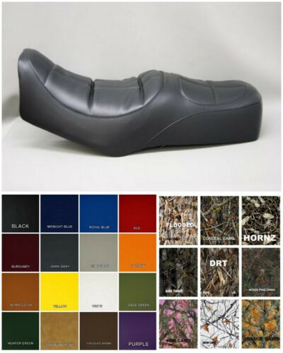 E//W Yamaha XV920 Virago Seat Cover 1981 1982 1983 in 25 Colors or 2-tone