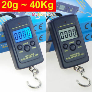 40Kg-Digital-Fishing-Hanging-Weight-Electronic-LCD-Luggage-Scale-Pocket-Scale