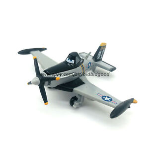 Mattel-Disney-Pixar-Planes-Jolly-Wrenches-Dusty-Crophopper-Diecast-Gift-Kid-Toys