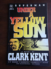 SUPERMAN UNDER A YELLOW SUN NEAR MINT DC COMICS A NOVEL BY CLARK KENT