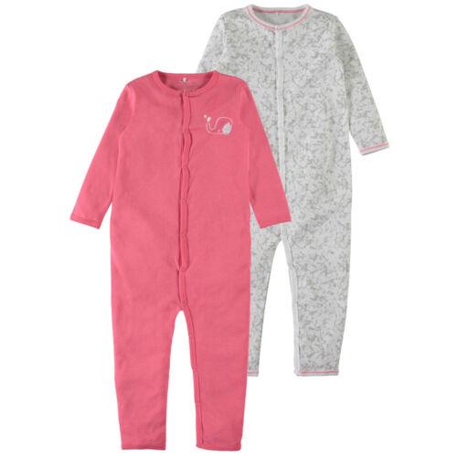 Set name it baby pyjama fille Pyjama Onesie nuit linge jeunes enfants