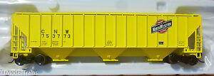 Atlas HO #20003929 C&NW Rd #753773 (Trainman) 4750 Cov'd Hopper / RTR