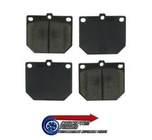 New-Set-Premium-Metallic-Front-Brake-Pads-For-Datsun-S30-260Z-L26
