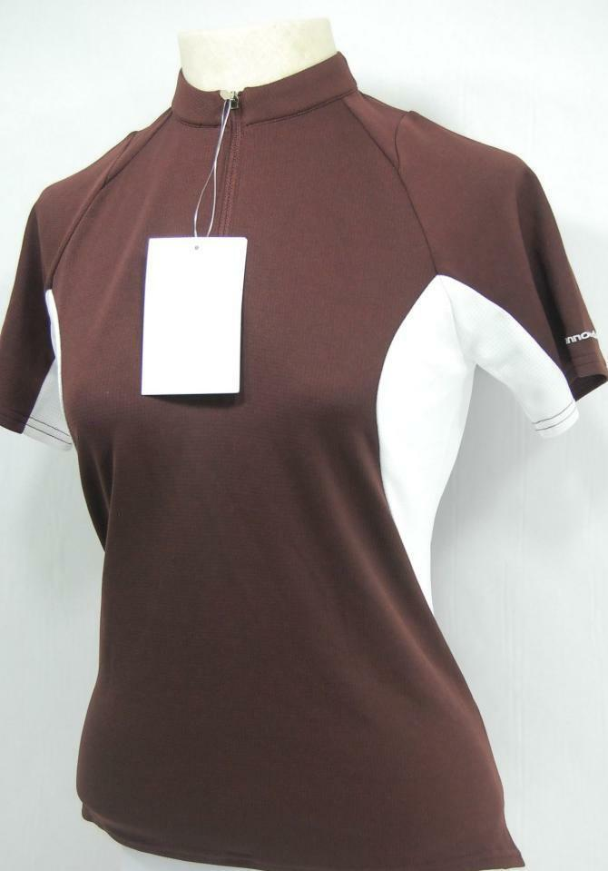 Cannondale Women's CO2 Jersey -  Small - Brown - 0F131S CAO  clearance up to 70%