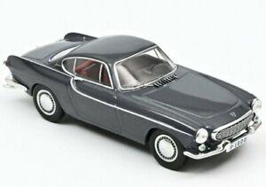 VOLVO P1800 - 1963 - greymetallic - Norev 1:43