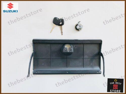 OEM SUZUKI REPLACEMENT GLOVE BOX+LOCK SET DOOR SAMURAI SJ410 SJ413