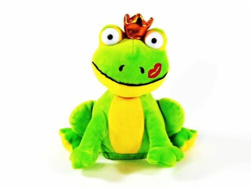 Laberier Laber Frosch Froschkönig Chatter frog plappert alles nach Neu OVP