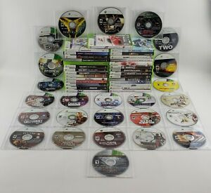 MICROSOFT-XBOX-360-GAMES-Lot-You-Pick-and-Choose-the-Game-Fast-Same-day-Ship