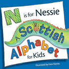 N is for Nessie: A Scottish Alphabet for Kids by Kate Davies (Paperback, 2013)